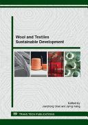 Wool and Textiles Sustainable Development Pdf/ePub eBook