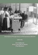 Suffrage  Gender and Citizenship