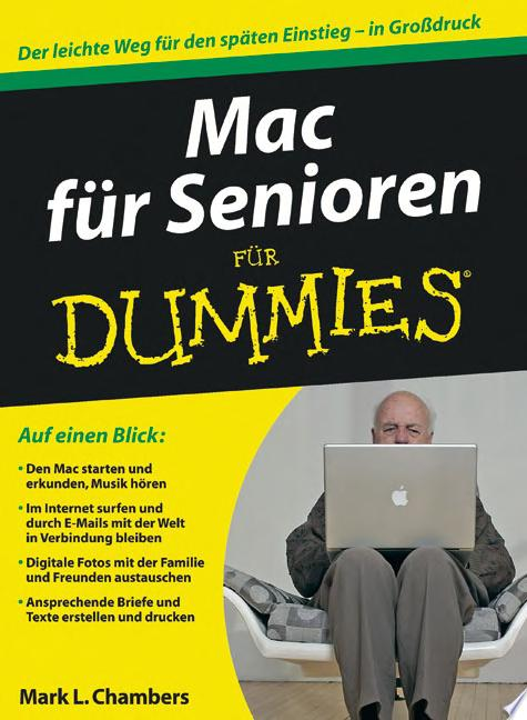 Mac f  r Senioren f  r Dummies