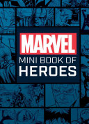 Marvel Comics  Mini Book of Heroes