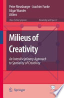 Milieus of Creativity