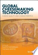 Global Cheesemaking Technology