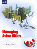Managing Asian Cities Book