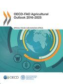 OECD-FAO Agricultural Outlook 2016-2025 [Pdf/ePub] eBook