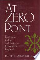 At Zero Point Book