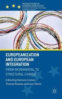 Europeanization and European Integration Pdf/ePub eBook