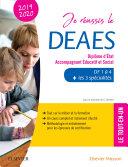 Pdf Je réussis le DEAES - Diplôme d'État Accompagnant Éducatif et Social - 2019-2020 Telecharger