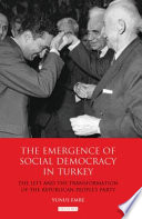 The Emergence of Social Democracy in Turkey