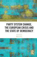 Pdf Party System Change, the European Crisis and the State of Democracy Telecharger