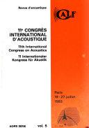 Proceedings of the ... International Congress on Acoustics