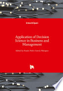 Application of Decision Science in Business and Management