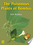The Poisonous Plants of Bombay