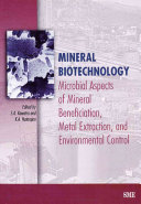 Mineral Biotechnology Book