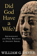 Did God Have a Wife?
