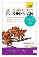 Get Started in Beginner's Indonesian