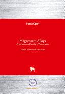 Magnesium Alloys Book PDF