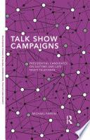 Talk Show Campaigns Book PDF