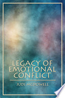 Legacy of Emotional Conflict Book