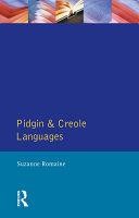 Pidgin and Creole Languages Pdf/ePub eBook