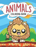 Animals Coloring Books  Super Cute Jumbo Coloring   Activity Book for Kids   Toddlers