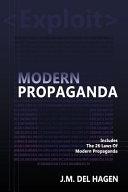 Modern Propaganda