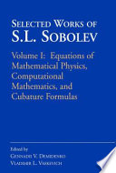 Selected Works Of S L Sobolev Book PDF