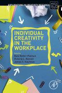Individual Creativity in the Workplace Pdf/ePub eBook