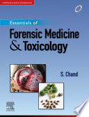 """Essentials of Forensic Medicine and Toxicology, 1st Edition"" by Suresh Chand"