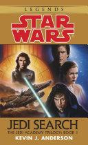 Jedi Search  Star Wars Legends  The Jedi Academy