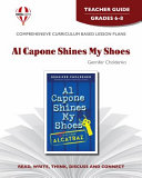 Al Capone Shines My Shoes Teacher Guide