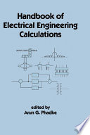 Handbook Of Electrical Engineering Calculations PDF