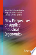 New Perspectives on Applied Industrial Ergonomics Book