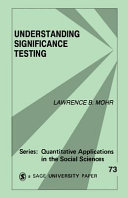 Understanding Significance Testing