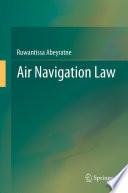 Air Navigation Law