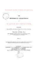 Historical Collections of Walter of Coventry
