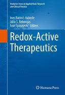 Redox-Active Therapeutics Pdf/ePub eBook