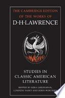Studies In Classic American Literature Book PDF