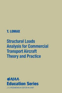 Structural loads analysis for commercial transport aircraft