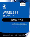 Wireless Security  Know It All Book