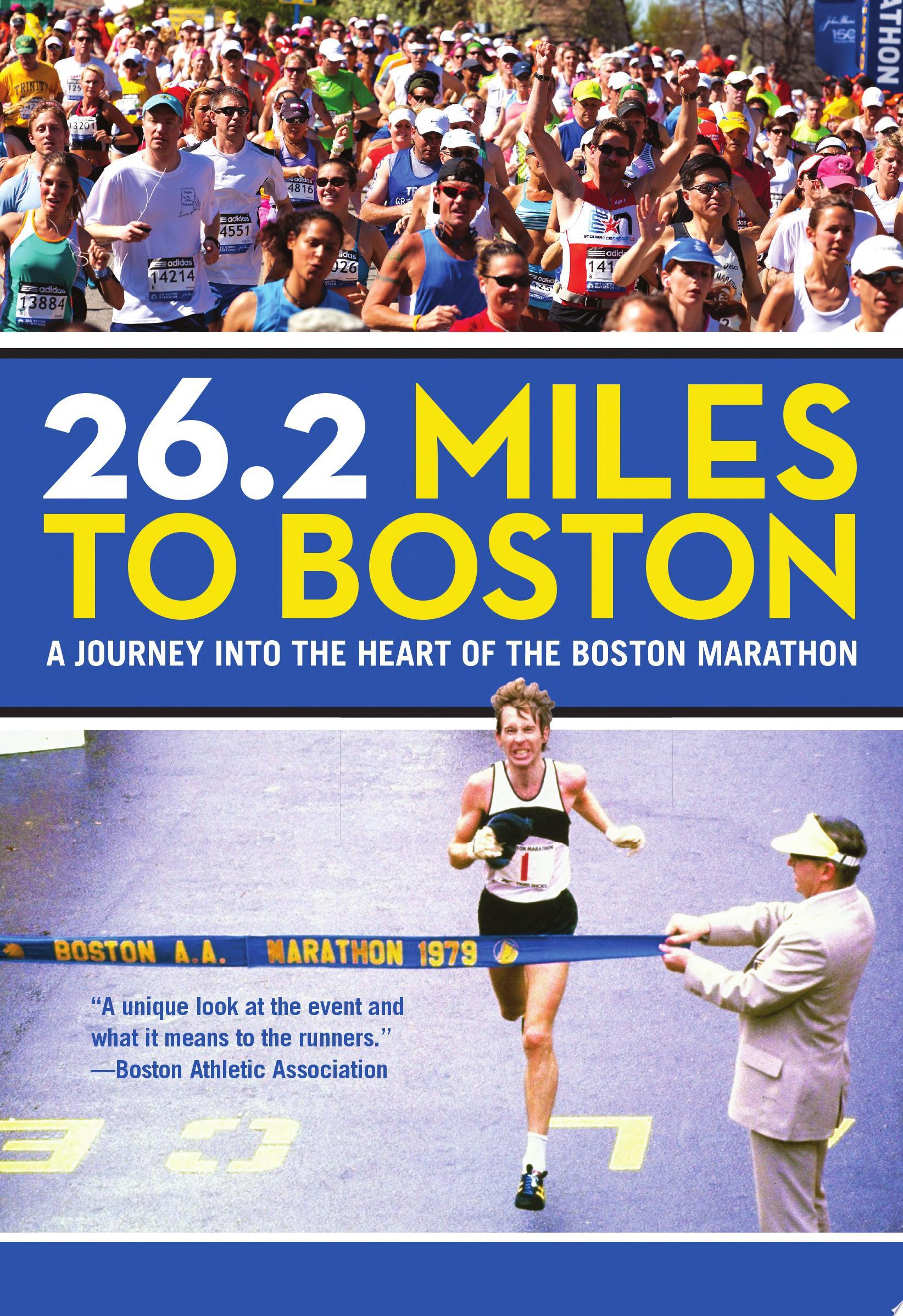 26 2 Miles to Boston