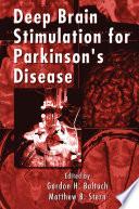 Deep Brain Stimulation for Parkinson s Disease