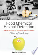 Food Chemical Hazard Detection Book PDF