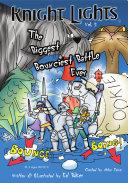 Knight Lights Vol  2   The Biggest Bounciest Battle Ever