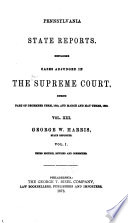 Pennsylvania State Reports