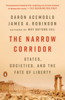 The Narrow Corridor Pdf/ePub eBook