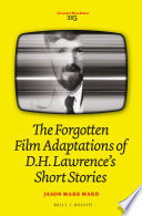 The Forgotten Film Adaptations of D.H. Lawrence's Short Stories Pdf/ePub eBook