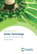Green Toxicology Book
