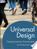 """Universal Design: Creating Inclusive Environments"" by Edward Steinfeld, Jordana Maisel"