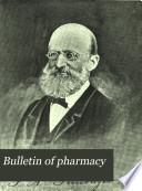 Bulletin of Pharmacy Pdf/ePub eBook