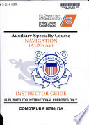 Auxiliary Specialty Course Book